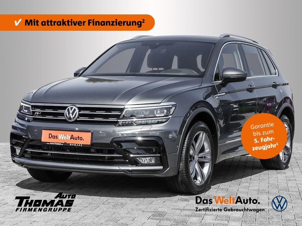 Volkswagen Tiguan Highline R-line 4M 2,0 l TSI 180 PS DSG, Jahr 2018, Benzin