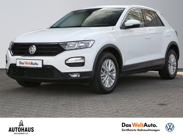 Volkswagen T-Roc 1.0 TSI, Jahr 2018, Benzin