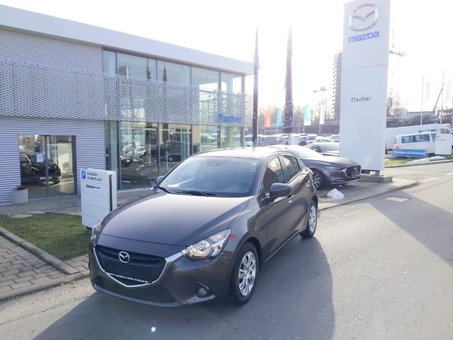 Mazda 2 G90 5GS Exclusive*Klima*PDC*Sitzheizung*21.200km!!! Multif.Lenkrad NR RDC Klima, Jahr 2015, Benzin