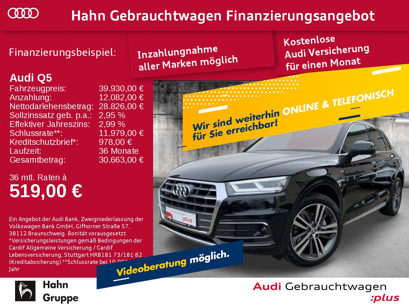 Audi Q5 Sport 2.0TDI qua S-trc S-line Navi LED CAM ACC Pano, Jahr 2017, Diesel
