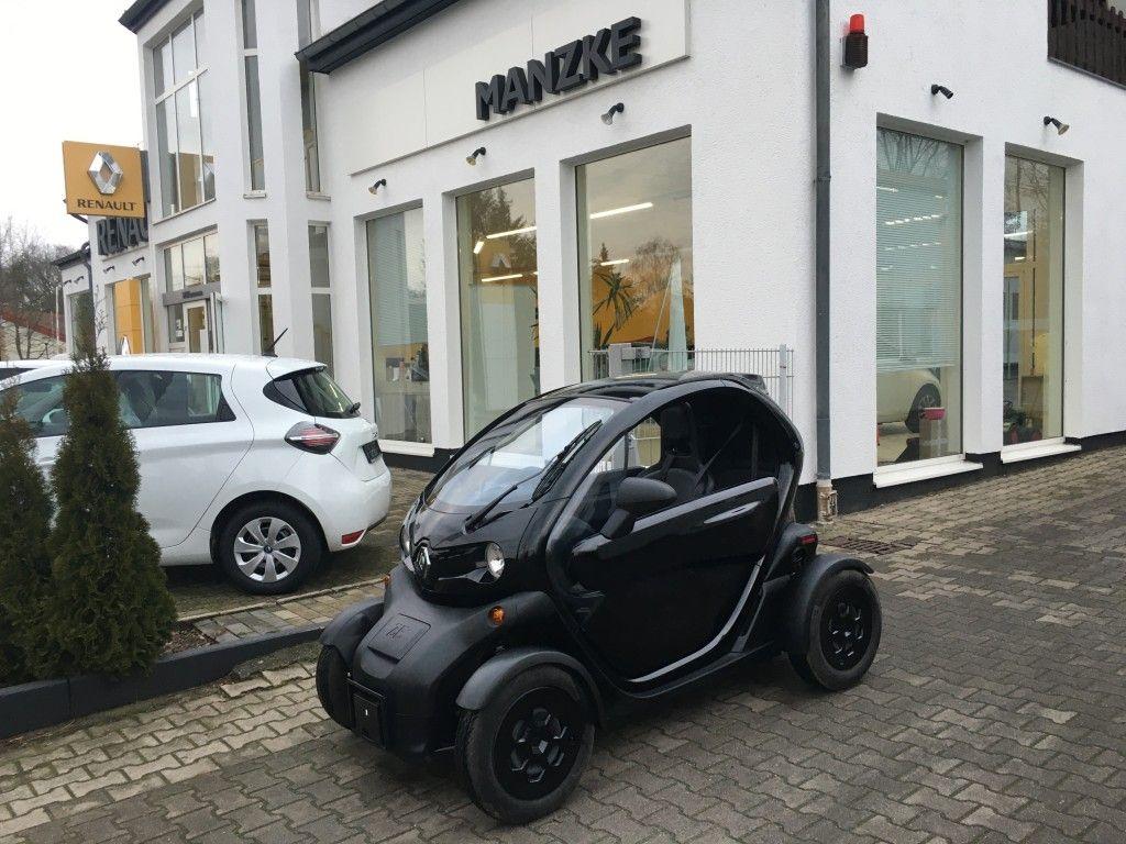 Renault Twizy 85km/h (Batteriemiete), Jahr 2018, Elektro