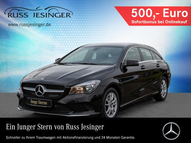 Mercedes-Benz CLA 200 d Shooting Brake +AHK+NAVI+PARKPILOT+, Jahr 2017, Diesel