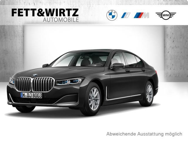 BMW 730d Limousine AHK Leas. ab 675,- br. o. Anz., Jahr 2020, Diesel