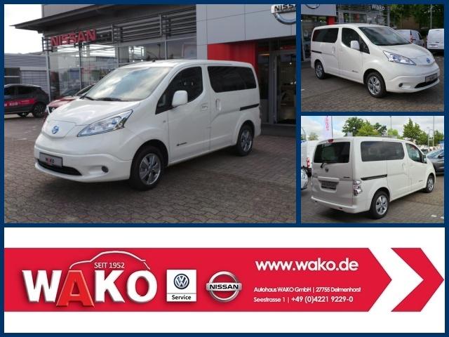 Nissan e-NV200 Evalia Tekna Aut./NAVI/TEMPO/SHZ/KLIMA, Jahr 2016, Elektro