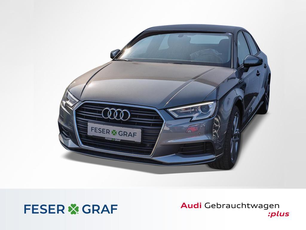 Audi A3 Lim 2.0 TDI S tronic Navi+Xenon+Einparkhilfe, Jahr 2017, Diesel