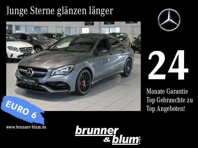 Mercedes-Benz CLA 45 4M Comand,Panodach,Night,Performance LED, Jahr 2018, Benzin