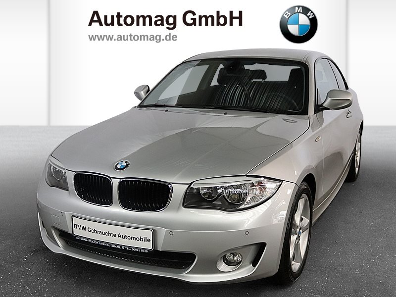 BMW 118d Coupé*Freisprech+USB*Skisack*PDC*Sitzhzg., Jahr 2012, Diesel