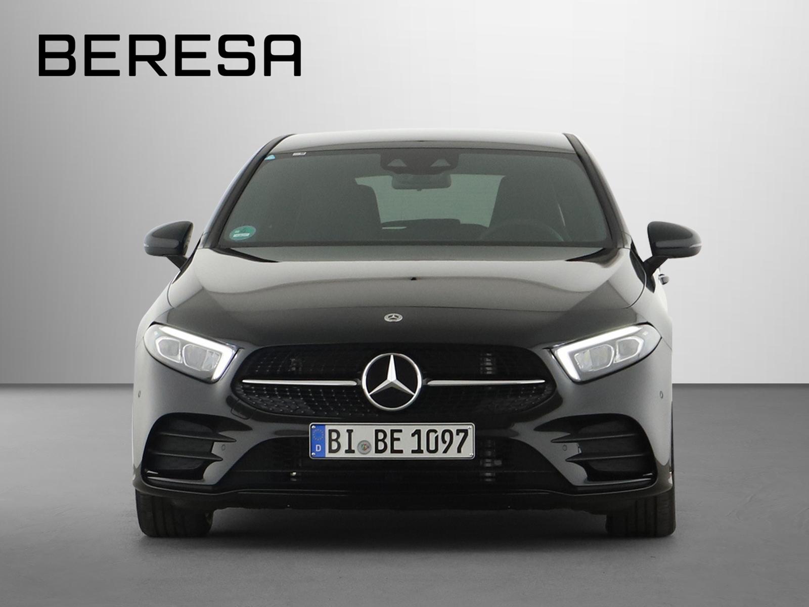 Mercedes-Benz A 200 d AMG Night LED Kamera PDC, Jahr 2021, Diesel