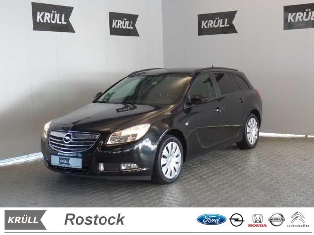 Opel Insignia 2.0 CDTI Selection Navi/AHZ/PDC ..., Jahr 2013, Diesel