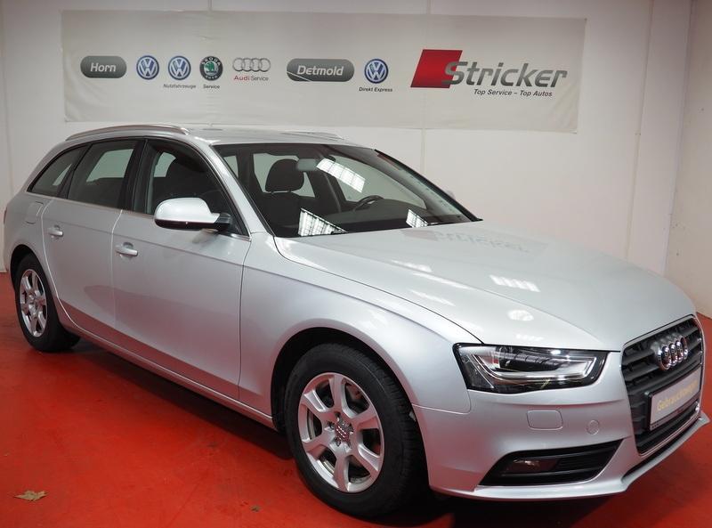 Audi A4 2.0 TDI 179,-ohne Anzahlung Tempomat Einparkh, Jahr 2012, diesel