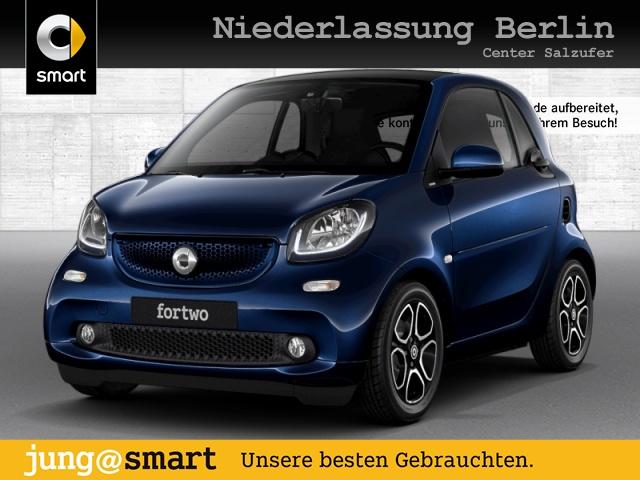 smart fortwo coupé 66kW passion BRABUS tailor made DCT, Jahr 2018, Benzin