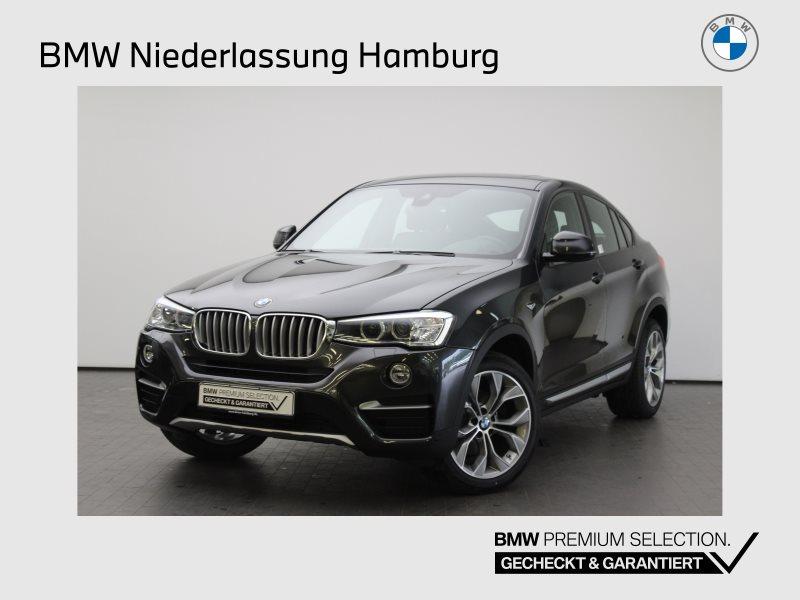 BMW X4 xDrive20d xLine HiFi Xenon Spurwarng. GSD, Jahr 2015, Diesel