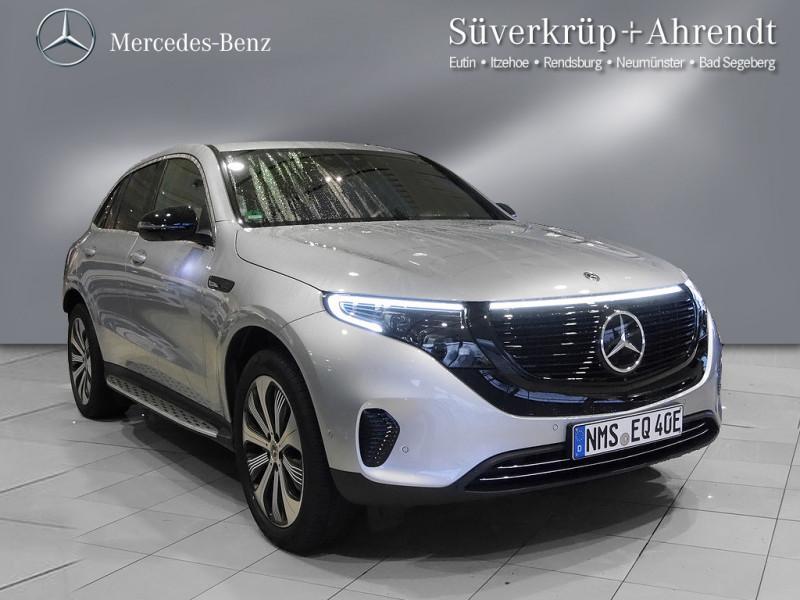 Mercedes-Benz EQC 400 4M Edition1886 Kamera360 Burmester 20'', Jahr 2019, Elektro