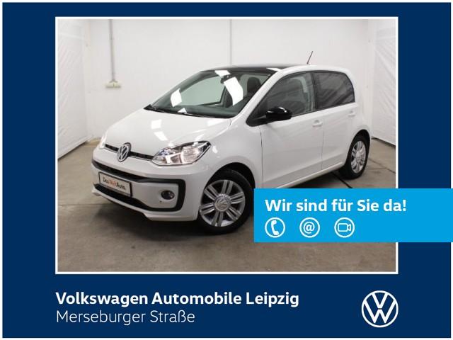 "Volkswagen up! 1.0 Start-Stopp ""IQ.DRIVE"" *GRA*SHZ*PDC*, Jahr 2019, petrol"