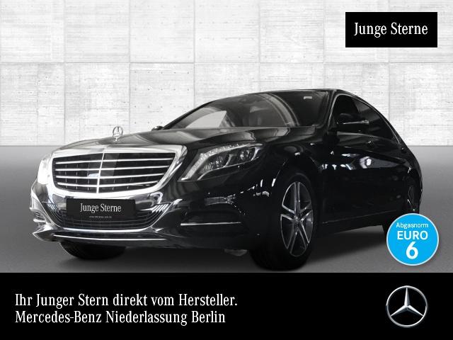 Mercedes-Benz S 350 d L Fahrass 360° Airmat Pano Distr. COMAND, Jahr 2017, Diesel