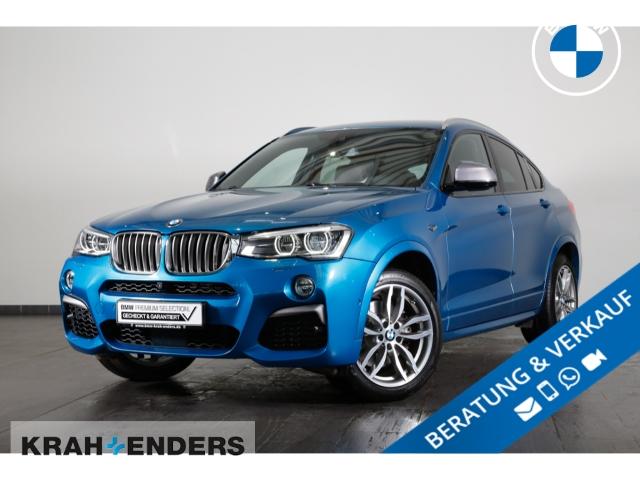 BMW X4 M40 i HUD+ACC+Rückfahrkam.+LED+Navi+360 Kamera, Jahr 2017, Benzin