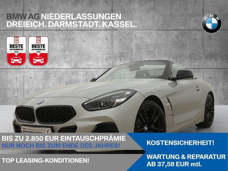 BMW Z4 sDrive20i M Sport HiFi DAB Navi Prof., Jahr 2019, Benzin