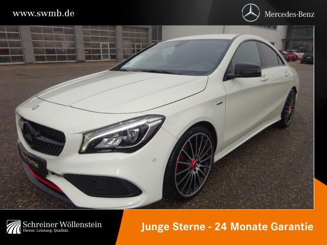 Mercedes-Benz CLA 250 Sport *AMG*Night*LED*PDC*Sitzheizung*, Jahr 2016, petrol
