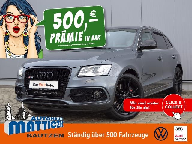 Audi SQ5 3.0 TDI quattro NP:81.670/SPORT-SOUND/AHK/ST, Jahr 2014, Diesel
