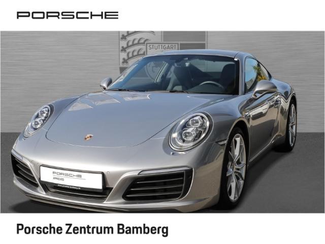 Porsche 991 (911) Carrera Coupe/ 20 Zoll/ Sportabgasanlage/ Schalter uvm., Jahr 2016, petrol