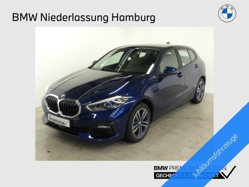 BMW 118i Advantage LED Fl.Ass. Tempomat Klimaaut., Jahr 2019, Benzin