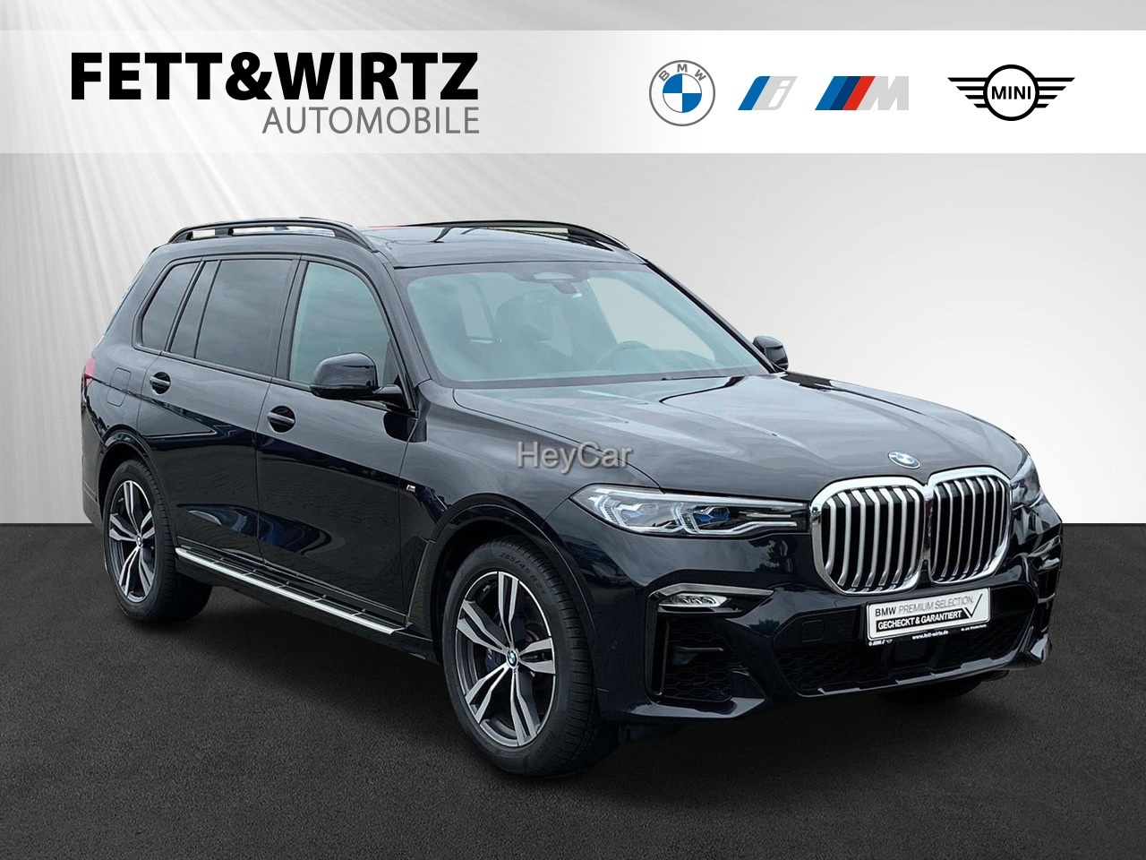 BMW X7 xDrive40d M Sport Standhzg. HUD AHK Pano, Jahr 2020, Diesel