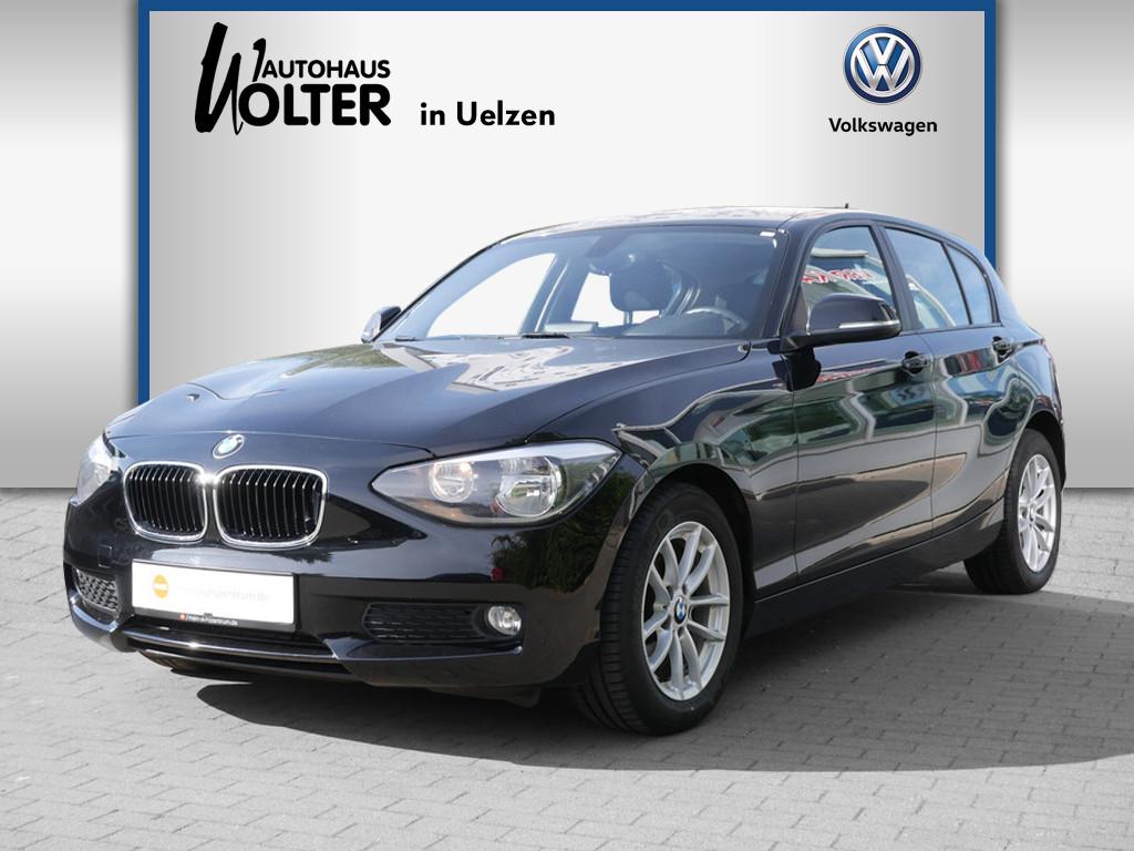 BMW 116d, Jahr 2012, Diesel