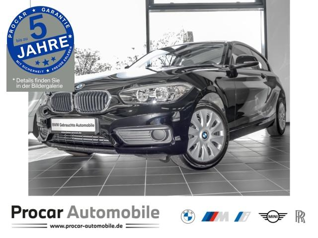BMW 116i Lederlenkrad MF Lenkrad, Jahr 2017, Benzin
