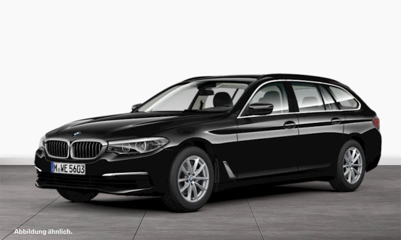 BMW 520d Touring, Jahr 2017, Diesel