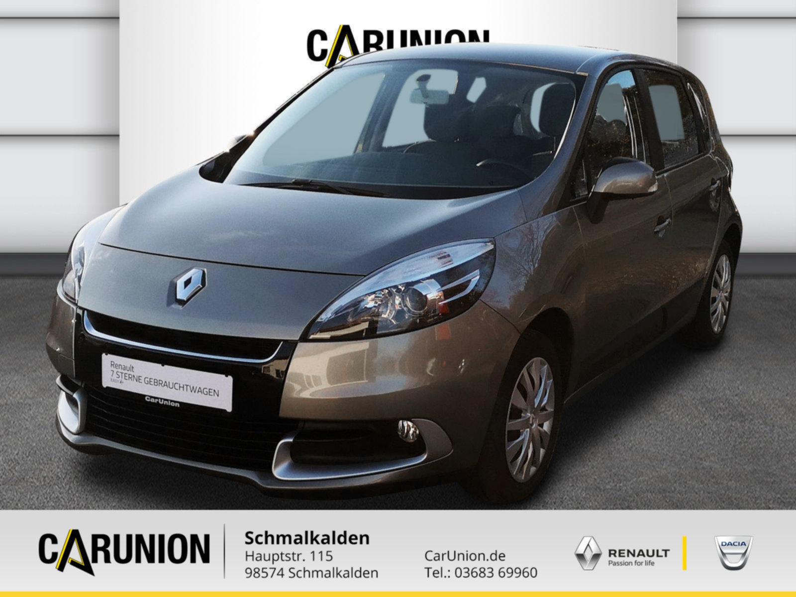 Renault Scenic Expression 1.6 16V 110, Jahr 2013, Benzin