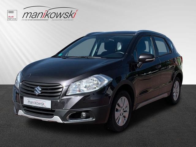 Suzuki SX4 S-Cross 1.6 VVT 4X4 Comfort AHK Tempo, Jahr 2014, Benzin