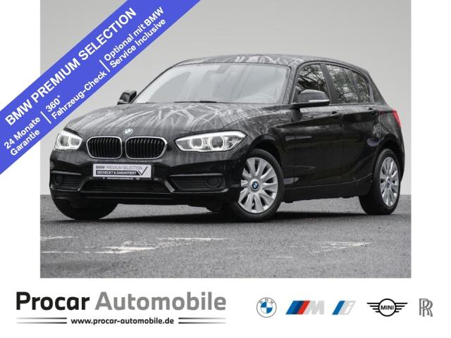 BMW 116i Navi Business Klimaaut. LED PDC Sitzheizung, Jahr 2017, Benzin