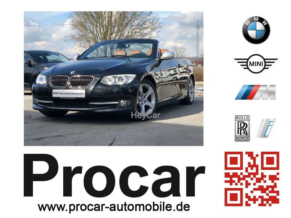 BMW 325d Cabrio Edition Exclusive Innovationsp. Aut., Jahr 2013, Diesel
