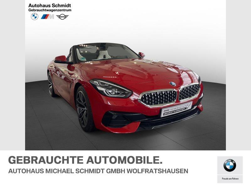 BMW Z4 sDrive20i Sport Line*Harman Kardon*Head Up*ACC*, Jahr 2021, Benzin