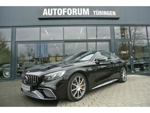 Mercedes-Benz S 65 AMG Coupe *KERAMIK*VOLL*FACELIFT*, Jahr 2017, Benzin