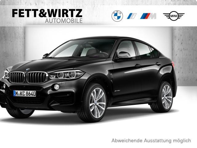 BMW X6 xDrive40d M Sport GSD HUD DA+ Kamera 20''LM PA, Jahr 2018, Diesel