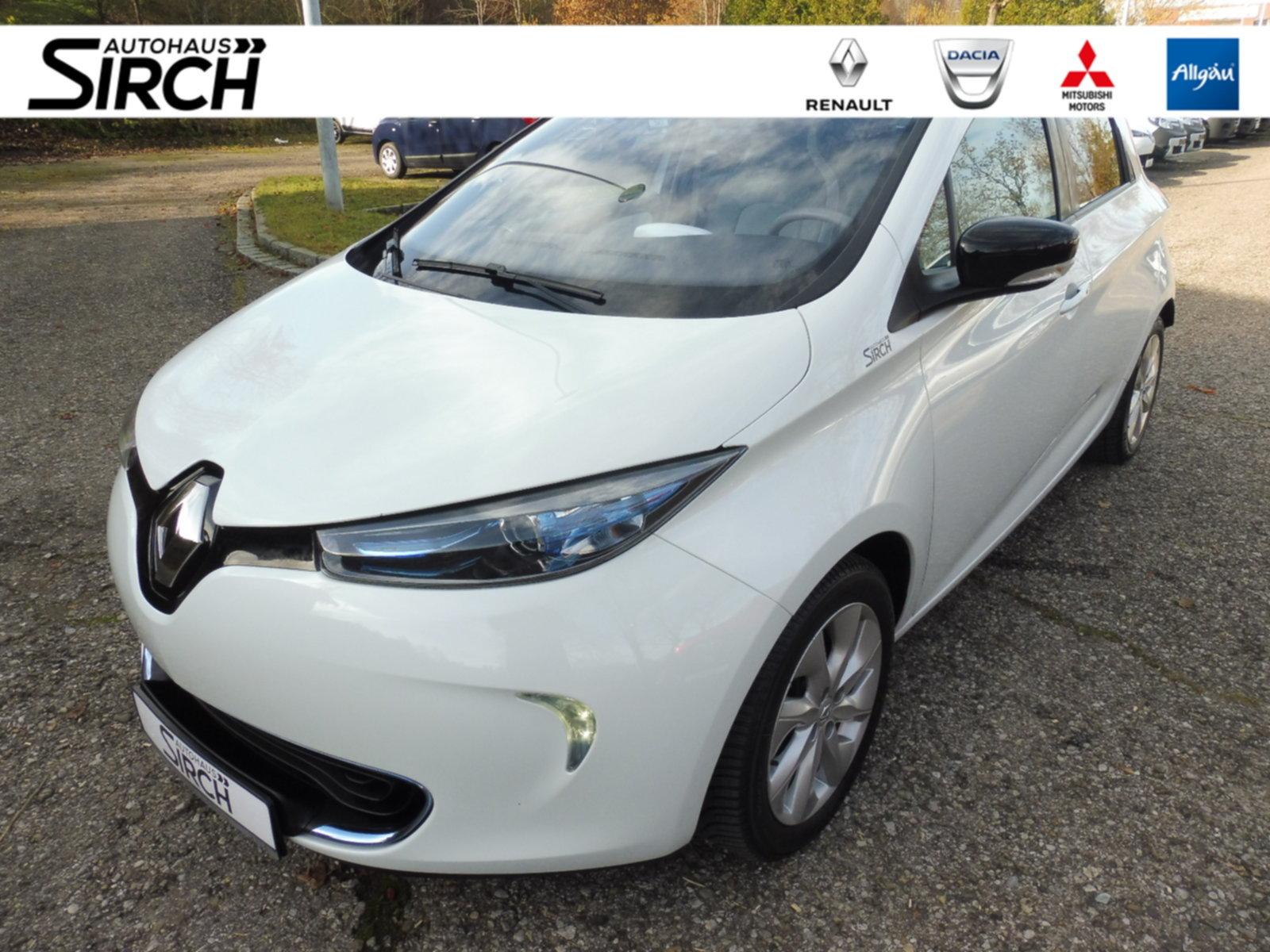 Renault ZOE Zen 22kW/h Miet-Akku Akku kauf möglich, Jahr 2013, Elektro