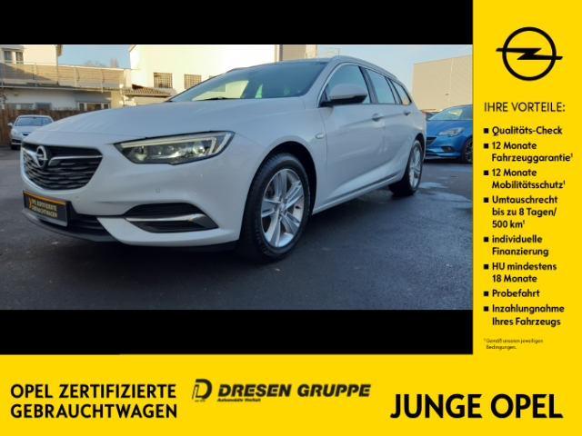 Opel Insignia B Sports Tourer INNOVATION 1.5 Turbo NAVI/INTELLILUX/SHZ/LHZ/PDC v+h/RÜCKFAHRKAMERA, Jahr 2019, Benzin