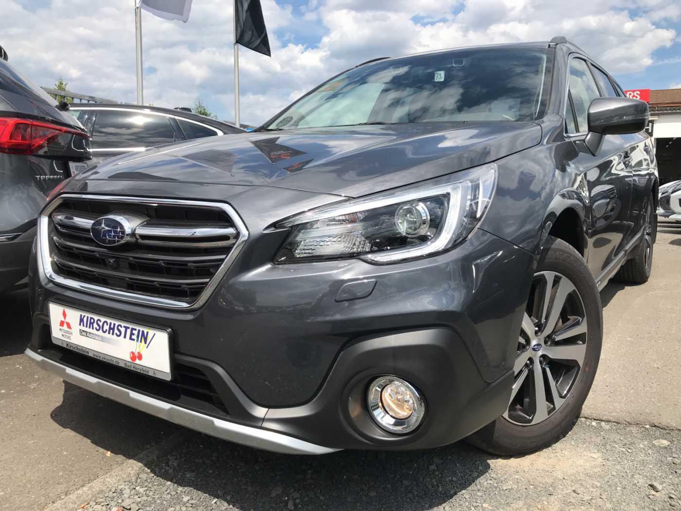 Subaru Outback 2.5i Lineartronic Sport AHK Leder Navi Kamera, Jahr 2020, Benzin