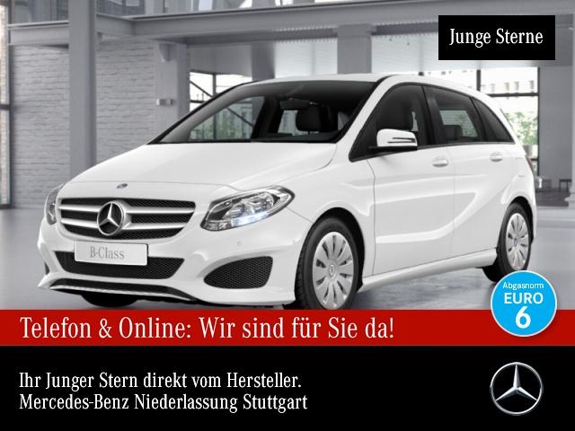 Mercedes-Benz B 200 d Harman Navi Laderaump 7G-DCT Sitzh Temp, Jahr 2016, Diesel