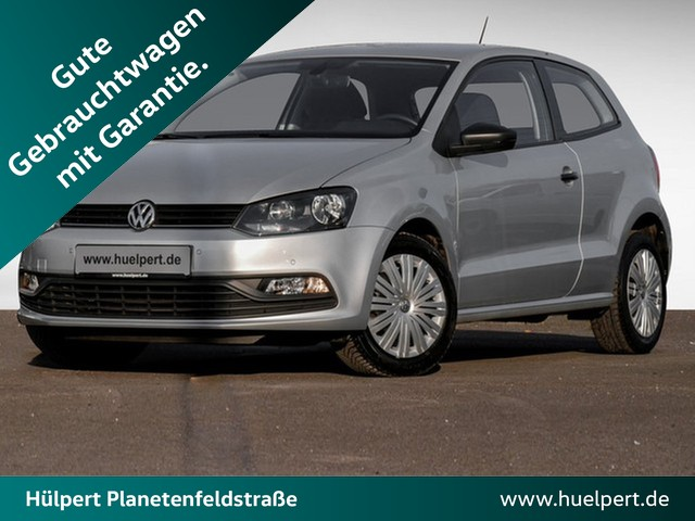 Volkswagen Polo 1.0 NAVI KLIMA GRA PDC GANZJAHRESREIFEN, Jahr 2016, Benzin