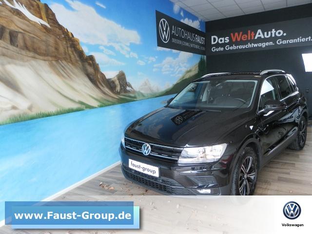 Volkswagen Tiguan JOIN UPE 43000 EUR Gar-01/24 NAVI ACC, Jahr 2019, Diesel