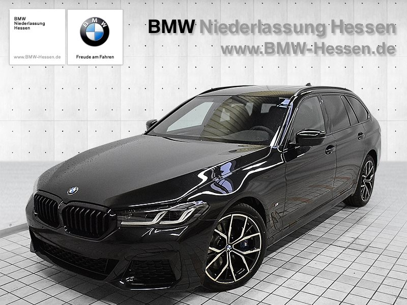 BMW 530d xDrive Touring M Sportpaket M Sportbr. DAB, Jahr 2020, Diesel