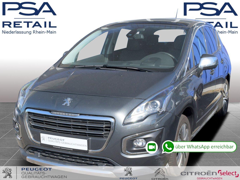 Peugeot 3008 Allure BlueHDi 120 EAT6 S&S *Navi*Xenon*Kamera*, Jahr 2016, Diesel