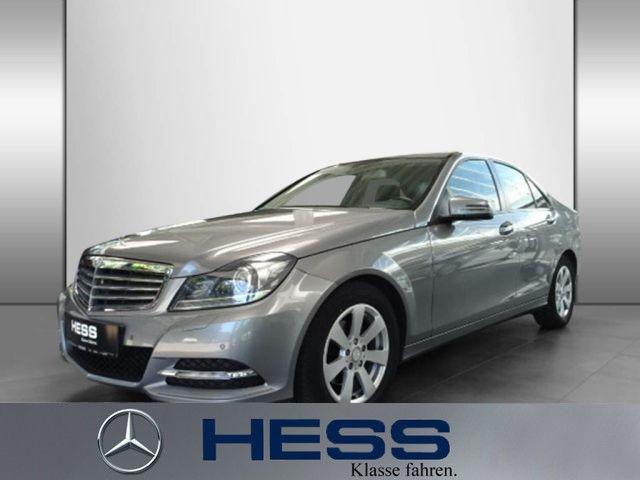 Mercedes-Benz C 180 BE Comand + ILS + Sitzheizung, Jahr 2012, Benzin