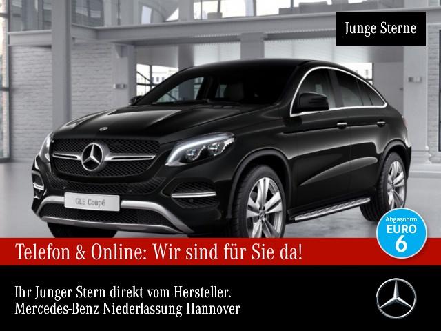 Mercedes-Benz GLE 400 Cp. 4M AMG Pano ILS LED Kamera Navi EDW 9G, Jahr 2017, Benzin