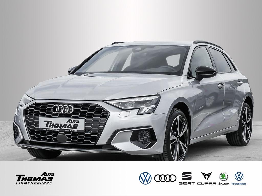Audi A3 Sportback adv. 35TFSI S tronic+AHK-VORBEREIT., Jahr 2021, Benzin