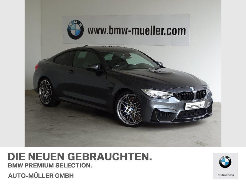 BMW M4 Coupé Aut. viele M Performance Teile, Jahr 2016, Benzin