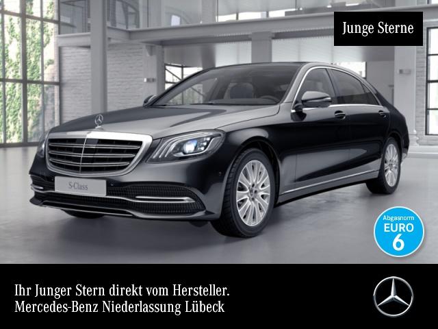 Mercedes-Benz S 560 L 4M Nachtsicht Fondent 360° Pano Multibeam, Jahr 2017, Benzin