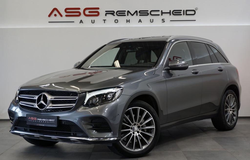 Mercedes-Benz GLC 250 d 4M 9G-Tr. AMG Line *Pano *20 *Kam*AHK, Jahr 2015, Diesel